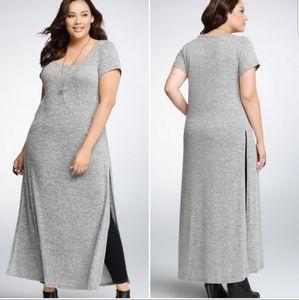 Torrid maxi sweater dress size 0x